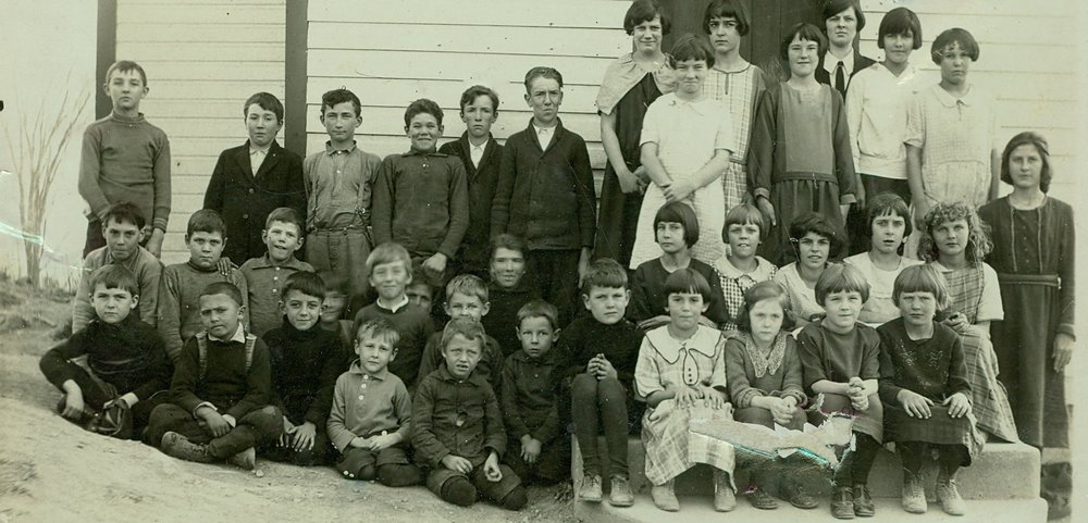 Deloro Separate school 1917