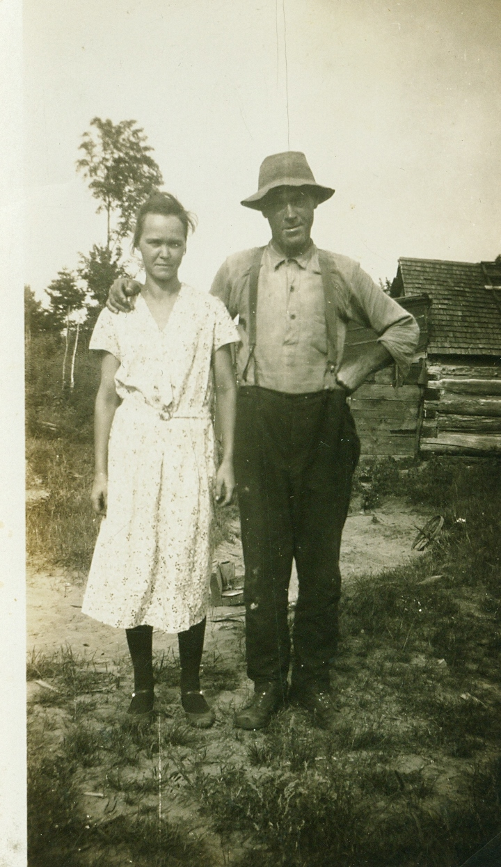 bILL rEVOY'S PARENTS,  wALTER AND vIOLET rEVOY
