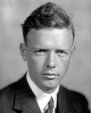 Aviator Charles Lindberg