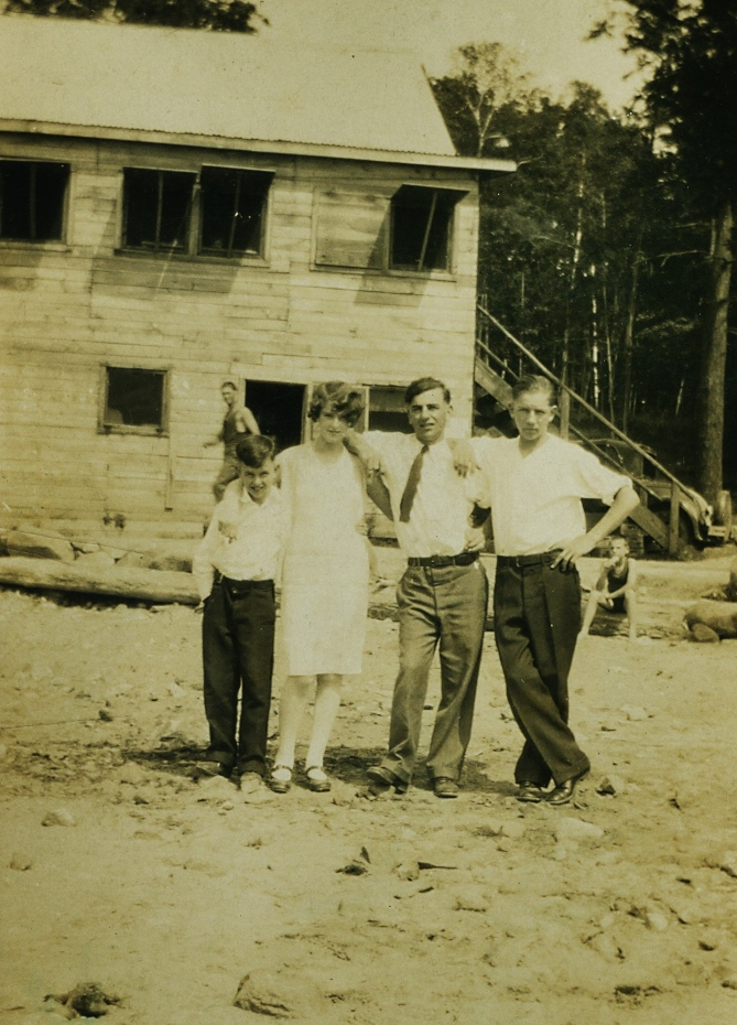 Marble Point Lodge 1927