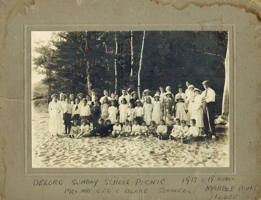 1917 Marble Point Deloro Sunday School Blake.jpg