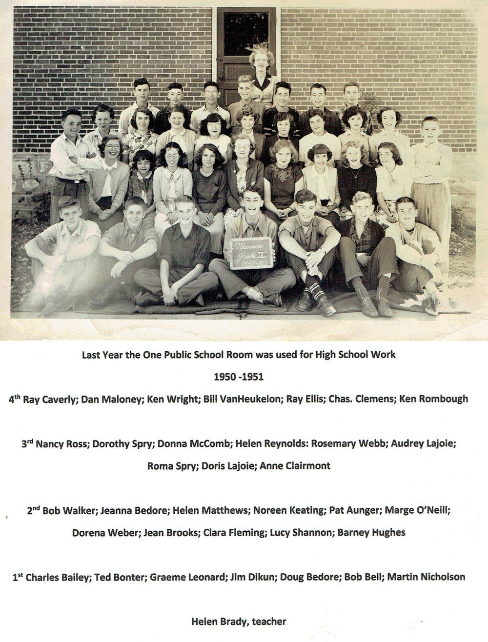 1950 High school Gr. 9 Helen Brady.jpg