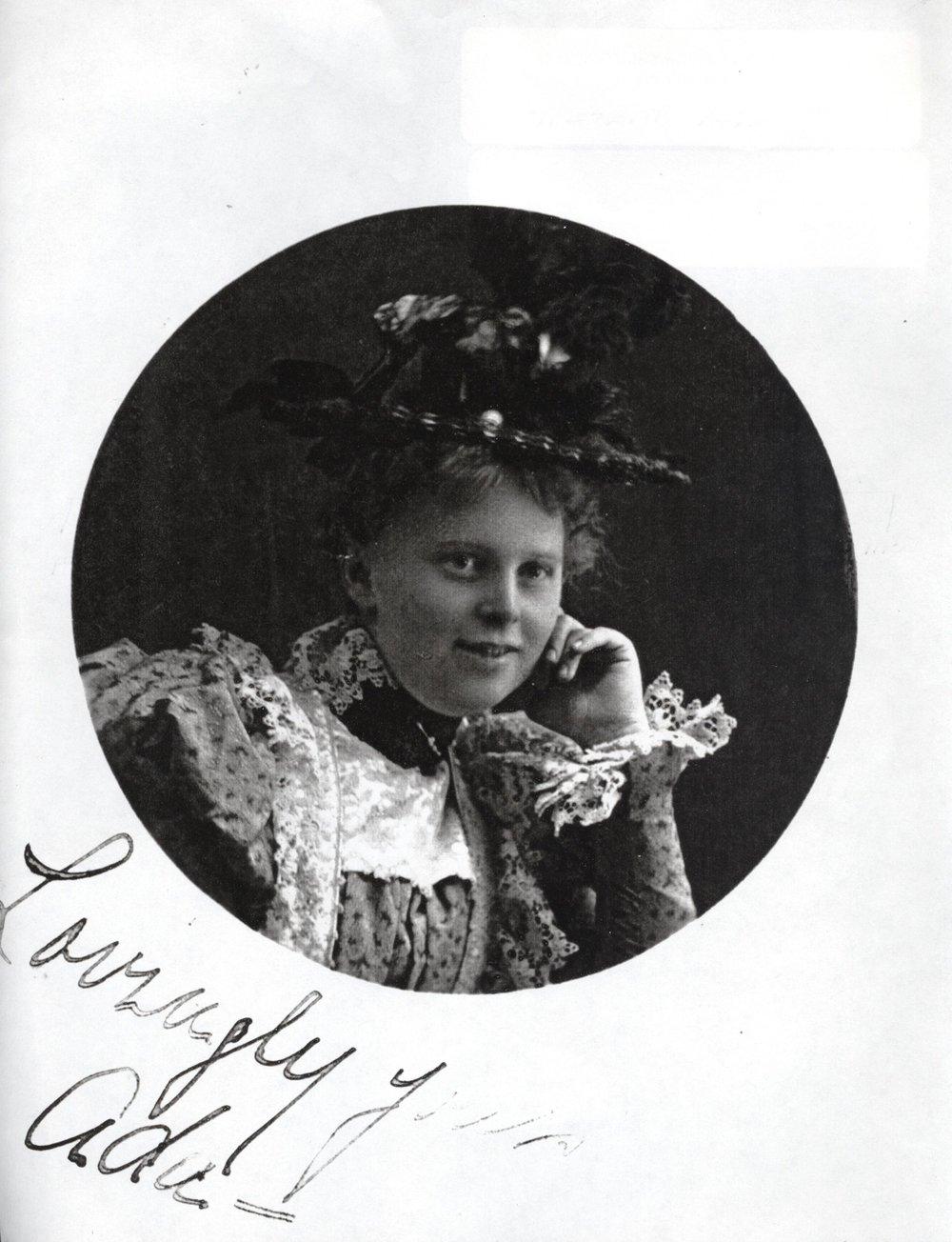 Adelaide Pearce