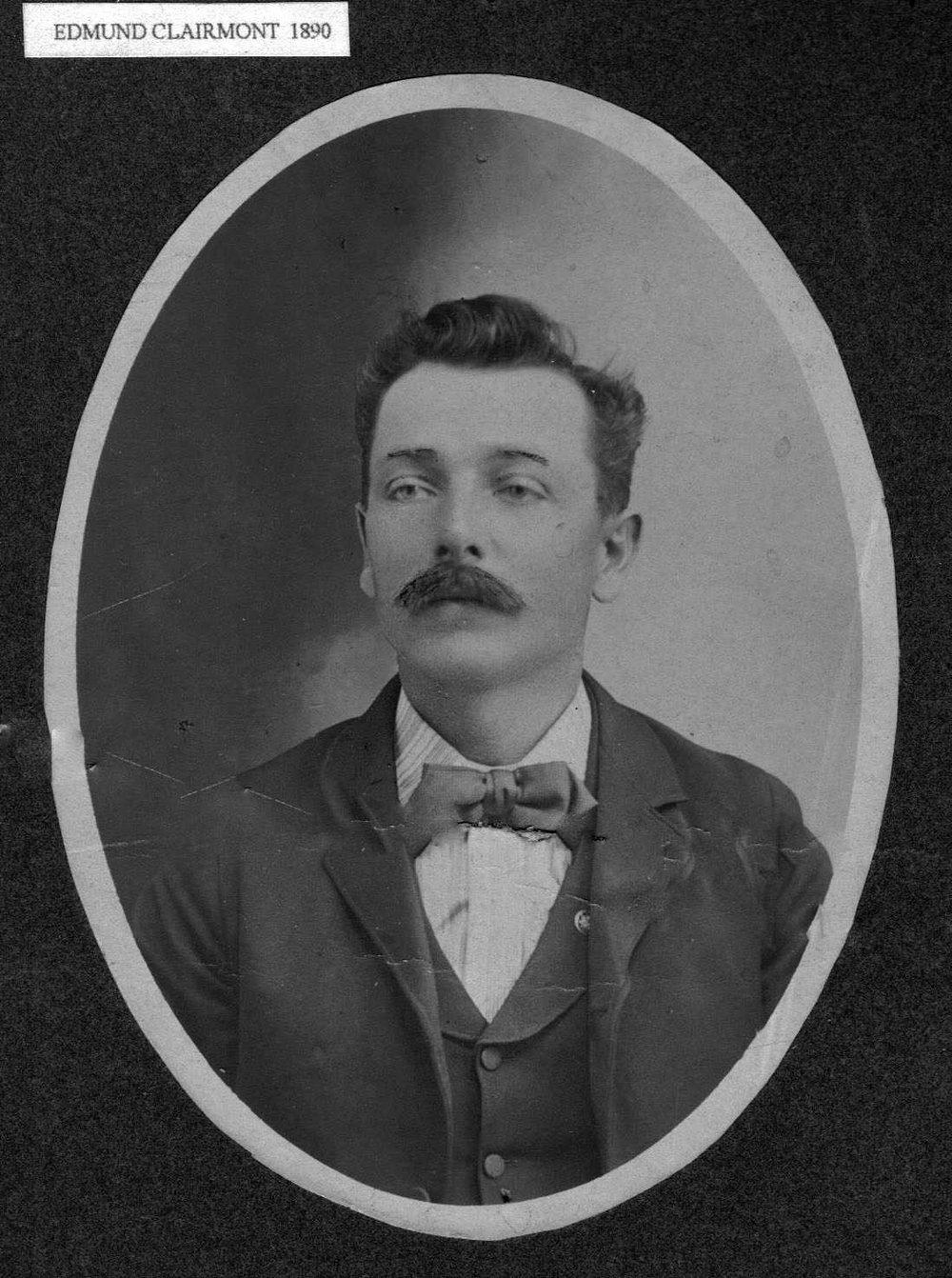 Edmond Clairmont