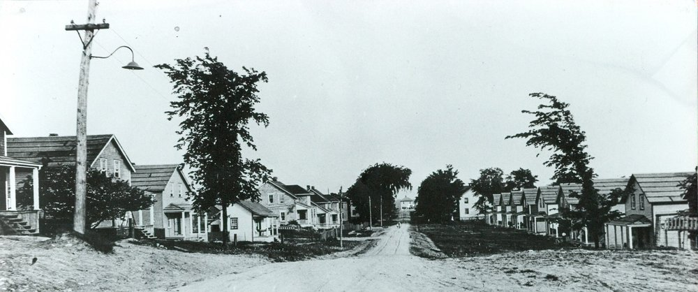 Deloro South on O'Brien St.  1948.jpg