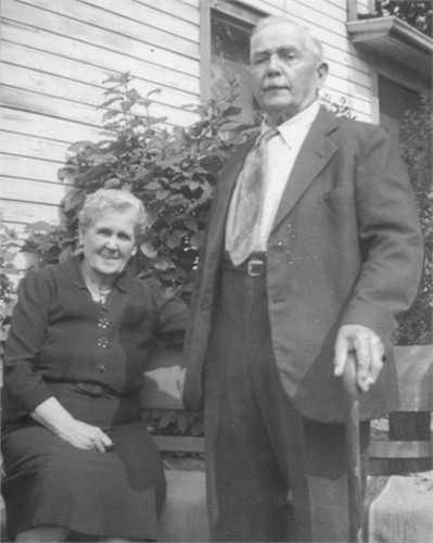 Edmond Clairmont and 2nd wife Elmire Cadotte