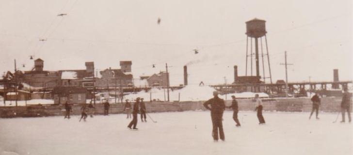Deloro Ice Rink 1936