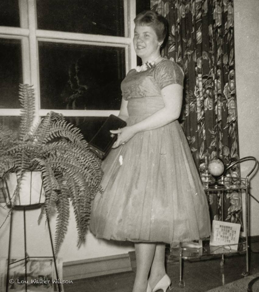 Carol Wilson 1963