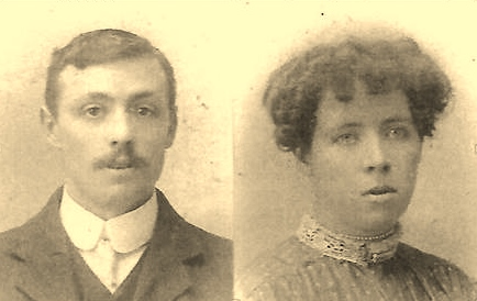 Harry Smith Sr. and Daisy Reay Smith, c. 1904