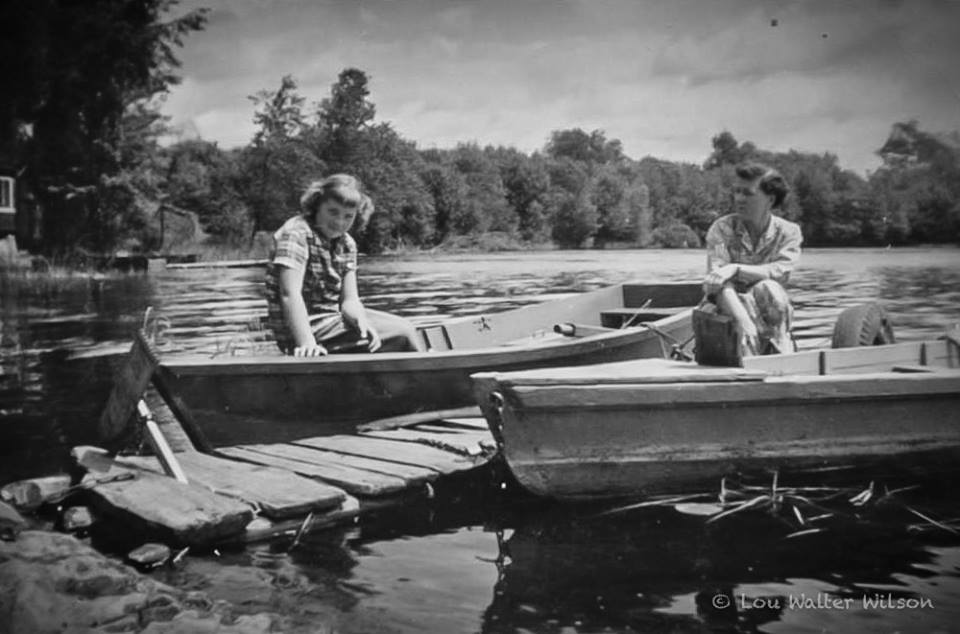 Carol Wilson,  Jarvis Lake
