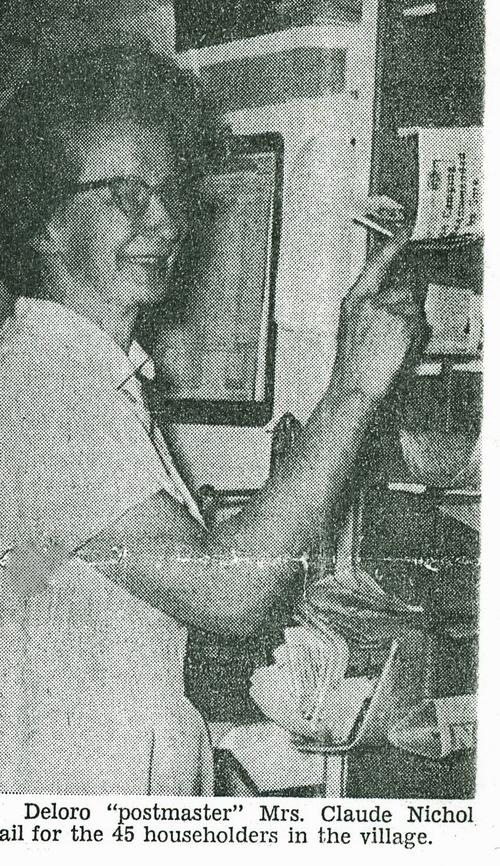 Mrs. Helen Nichol