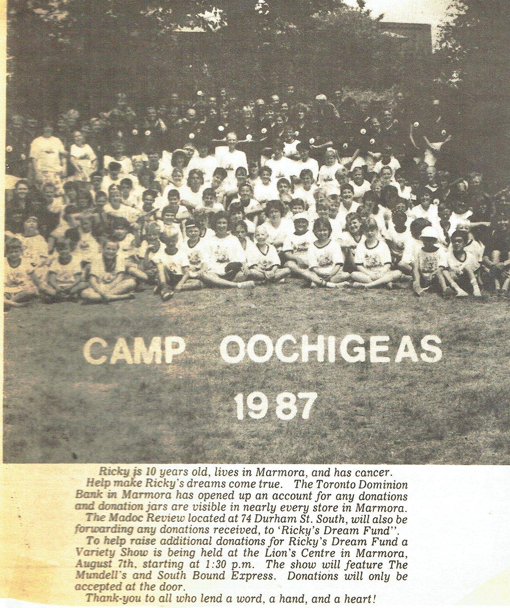 Camp Oochigeas Ricky MacGillvary 1987.jpg