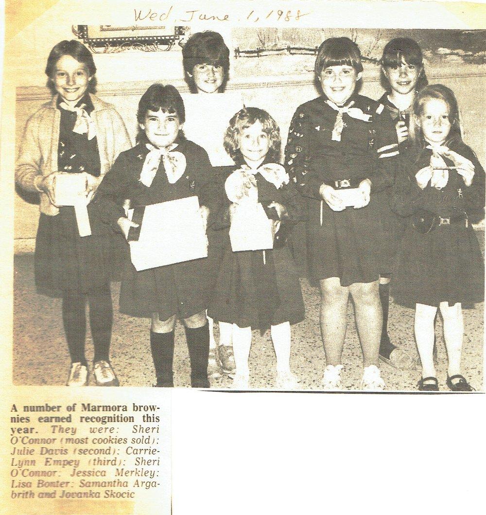Brownies 1988