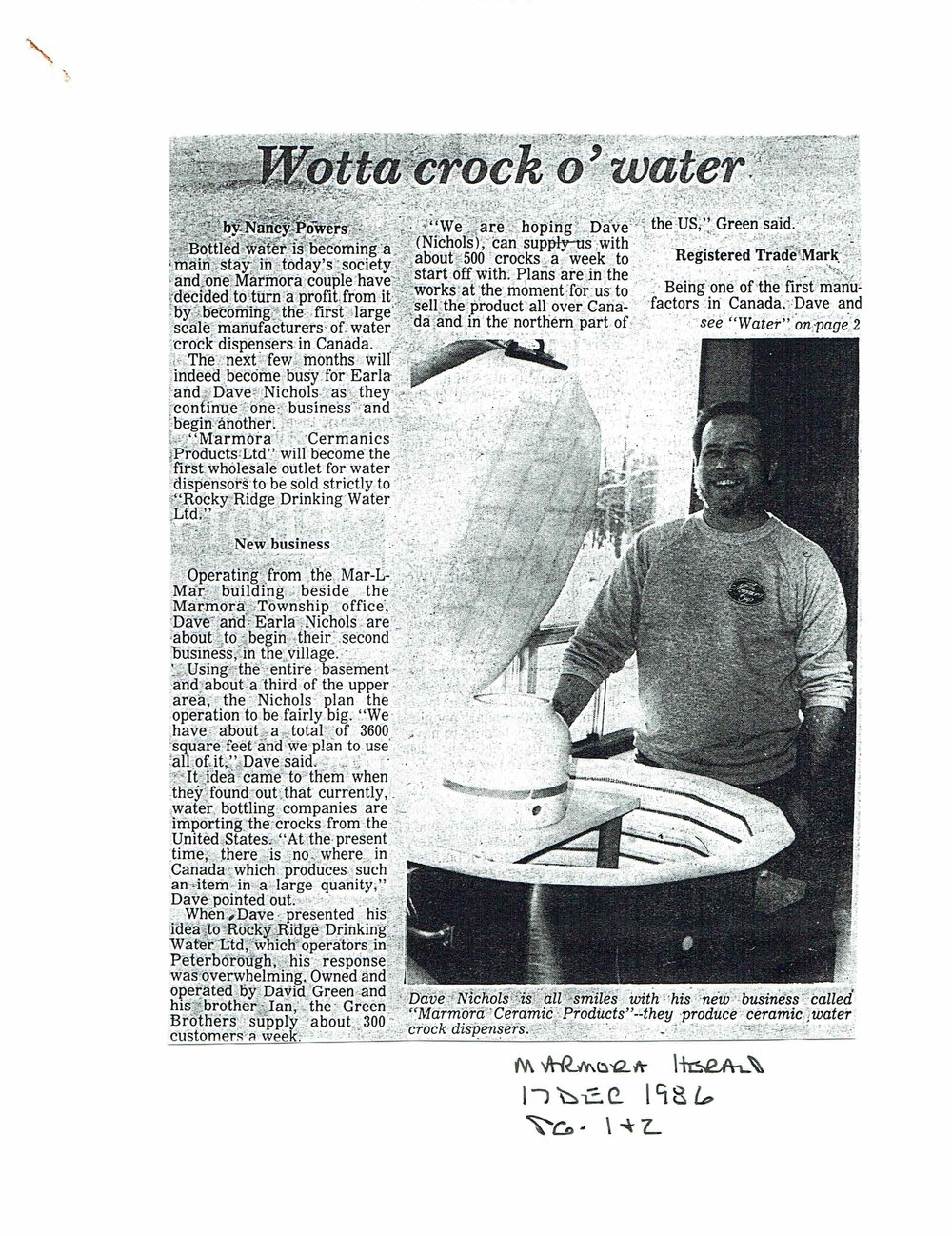 Nichols water Crocks page 1.JPG
