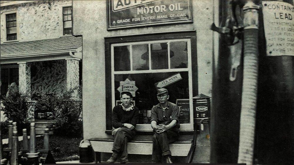 Hugh Crawford and Joe Murray