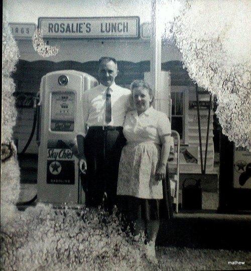 Rosalie and Elgin Ellis