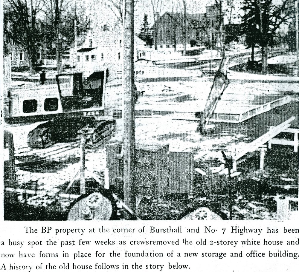 Feb 9, 1972Dunlay property,  BP Petroleum, Bursthall St.& No. 7 Highway - Copy.jpg