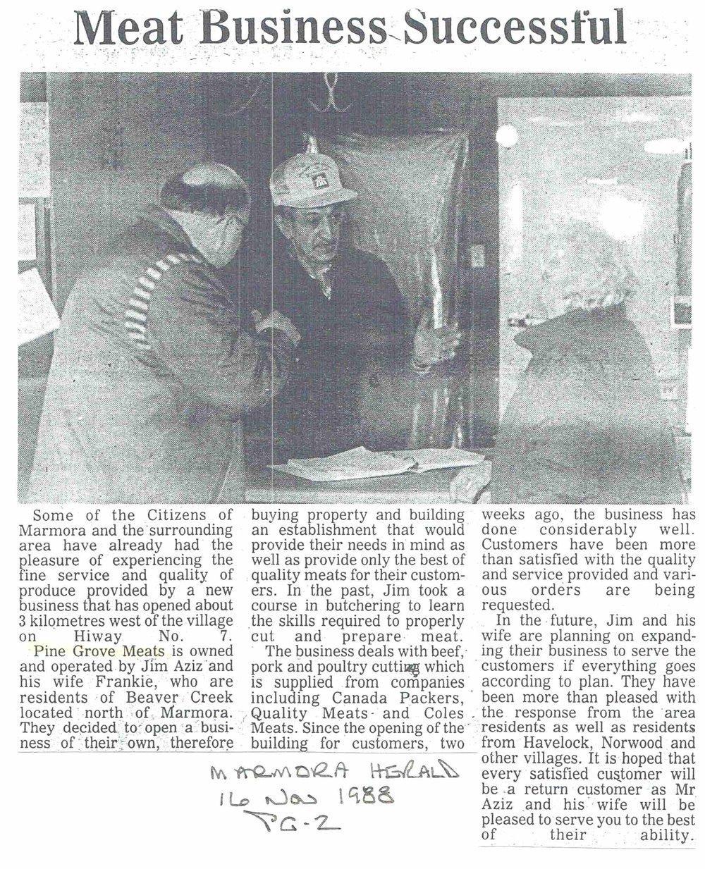 1988 Pine Grove Meats Jim Aziz.JPG