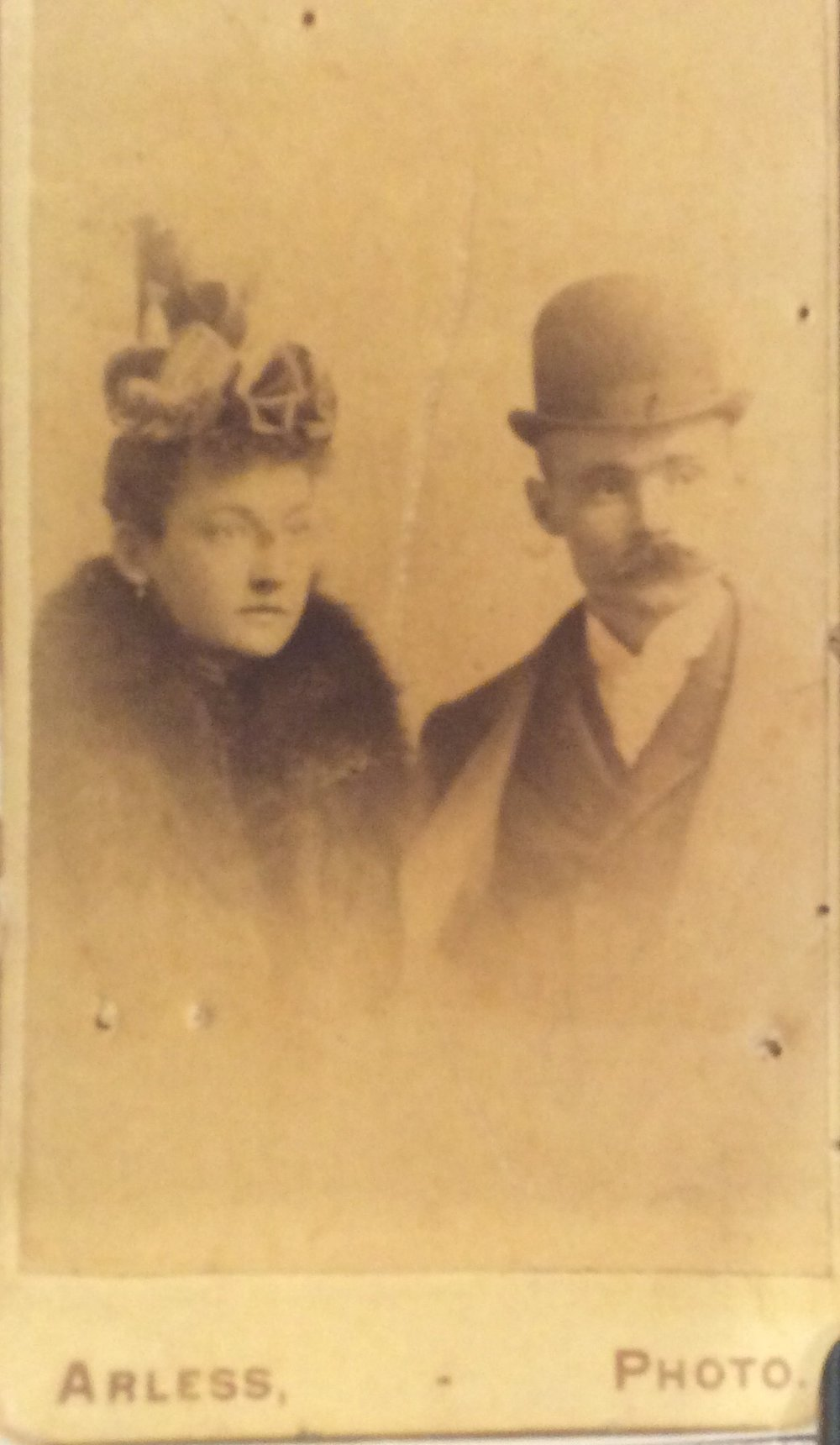 John Dempsey and Mary Elizabeth Shannon
