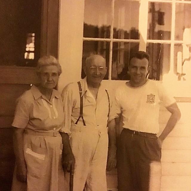 Ada,  Frank and Bob Sweet