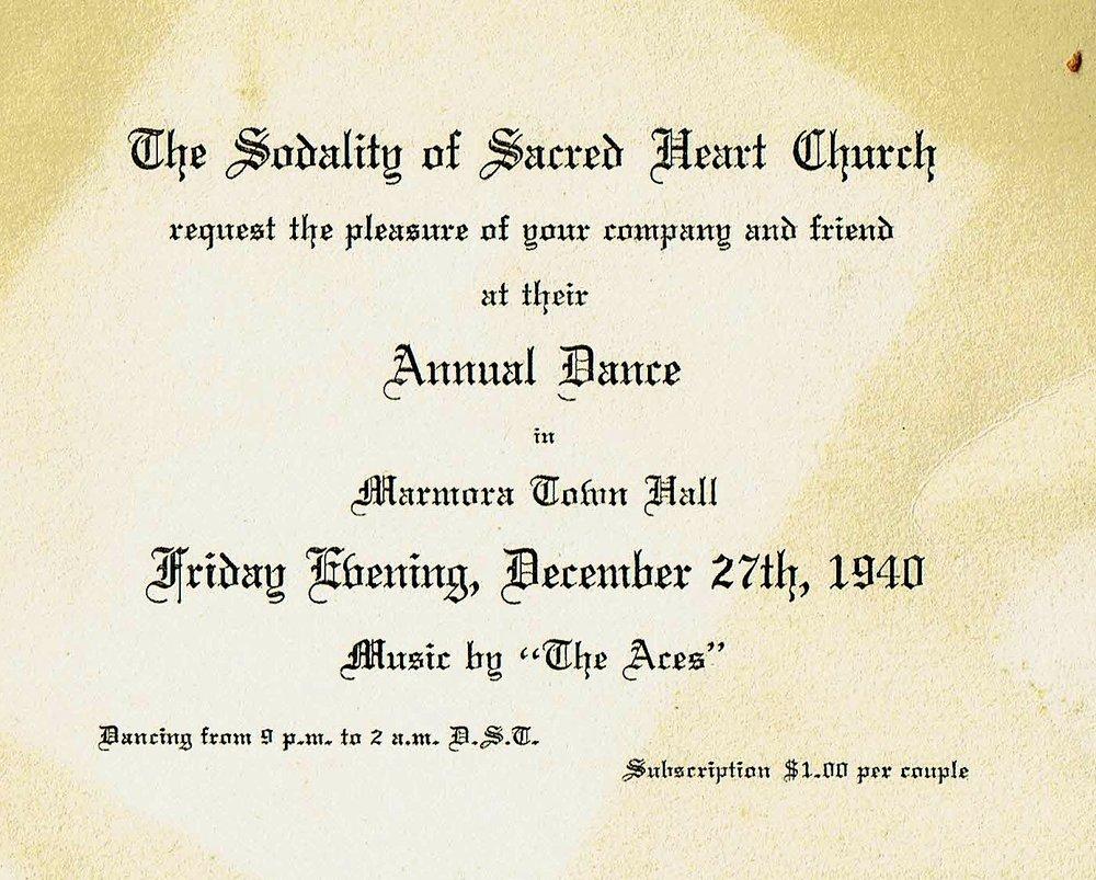 Sacred Heart Dance 1940.jpg