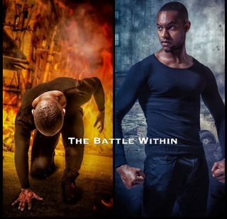 'The Battle Within'. Photography: Nathan Neo Gordon. Edit: Steve Thewis