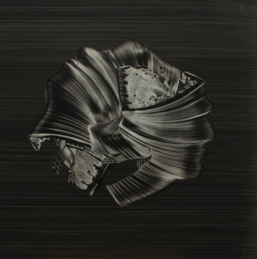 """Oil on masonite, 24"""" x 24"""" (61cm x 61cm)  2010"""