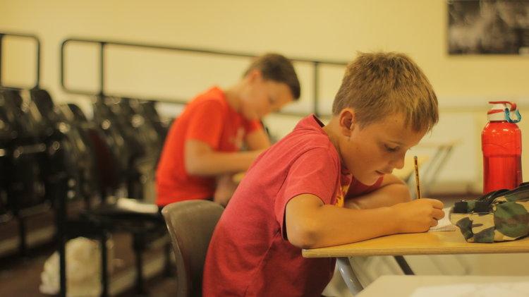 Creative Writing Classes -