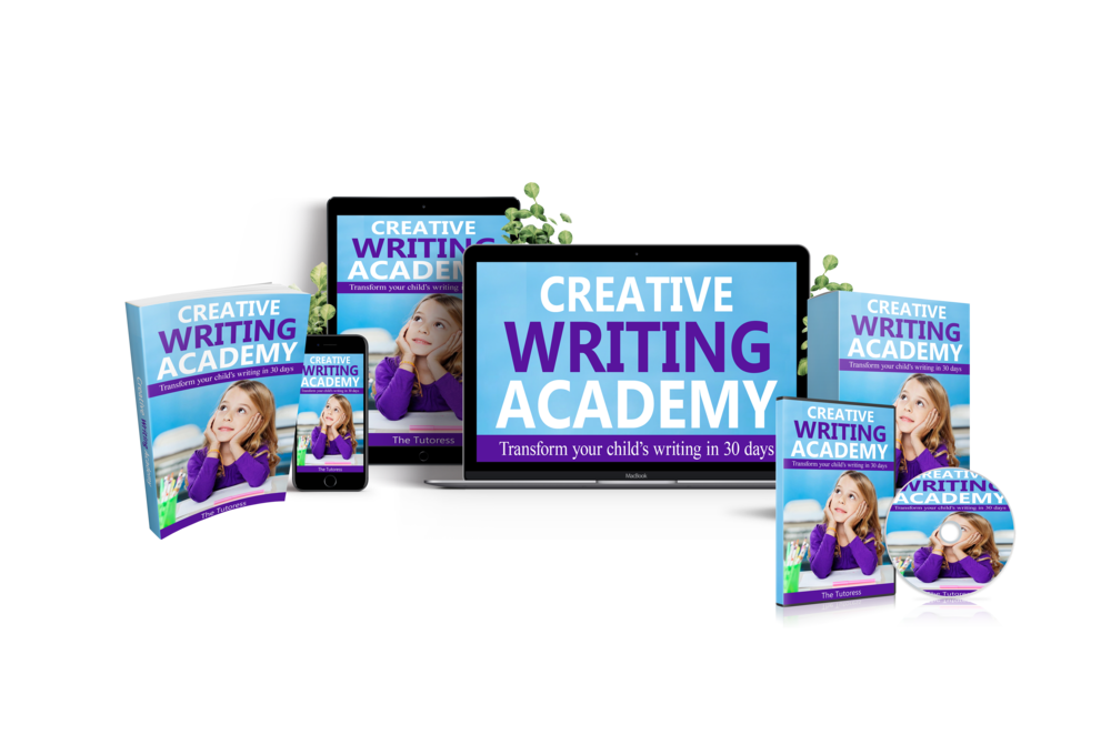 creative writing academy tutoress