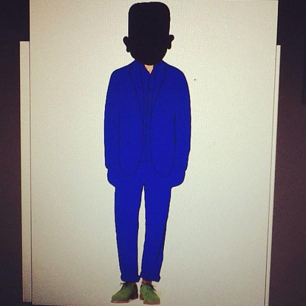 BM x Mr. Portor (Taken with  Instagram )