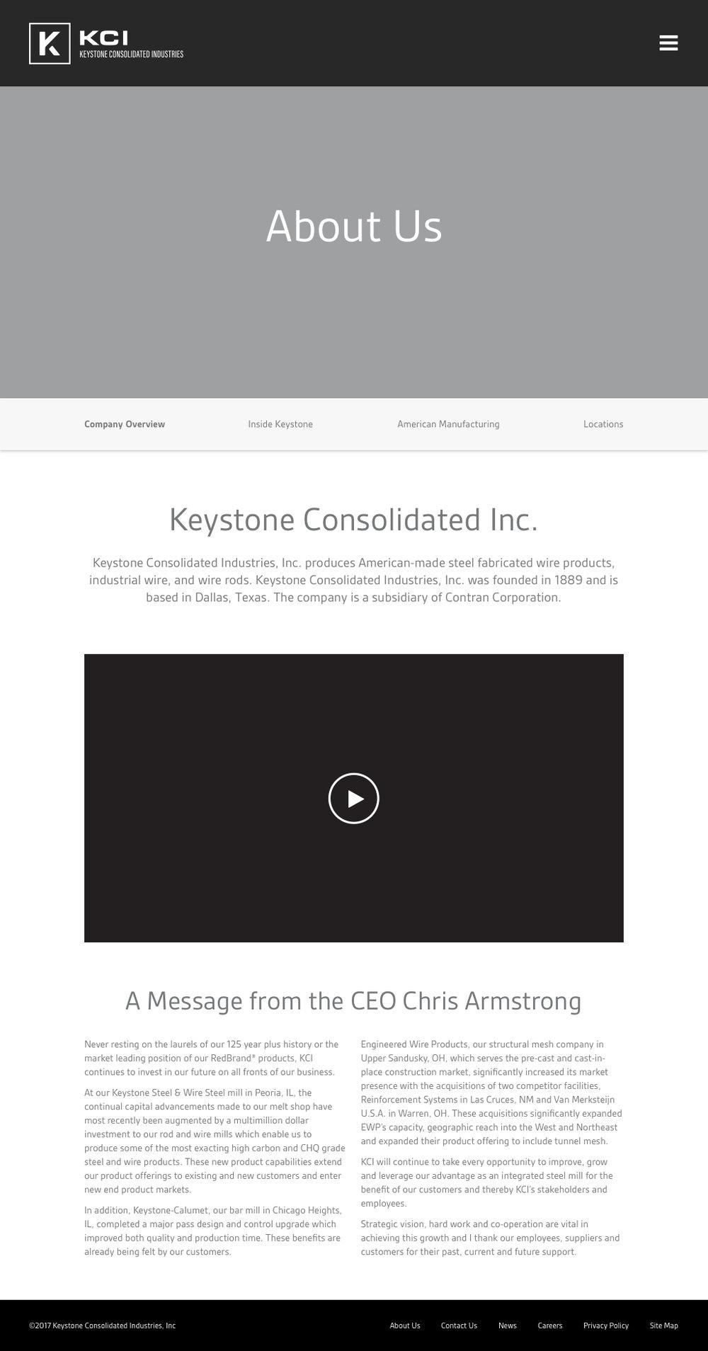 KCI Website — Joy Hong - Designer
