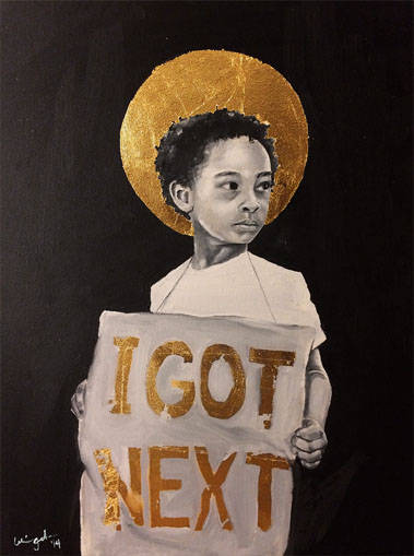 "(SOLD) Proclamation: ""I GOT NEXT"""
