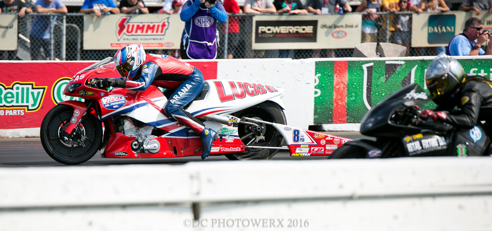 NHRA @ Gateway Motorsports Park