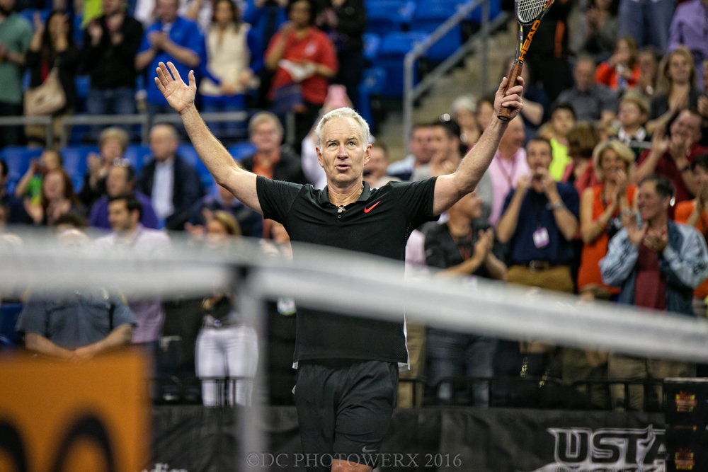 Power Shares Tennis @ Chaifetz Arena