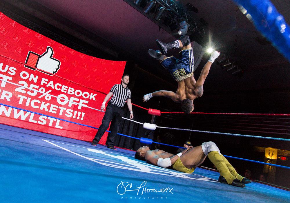 NWL Pro Wrestling @ The Casa Loma Ballroom