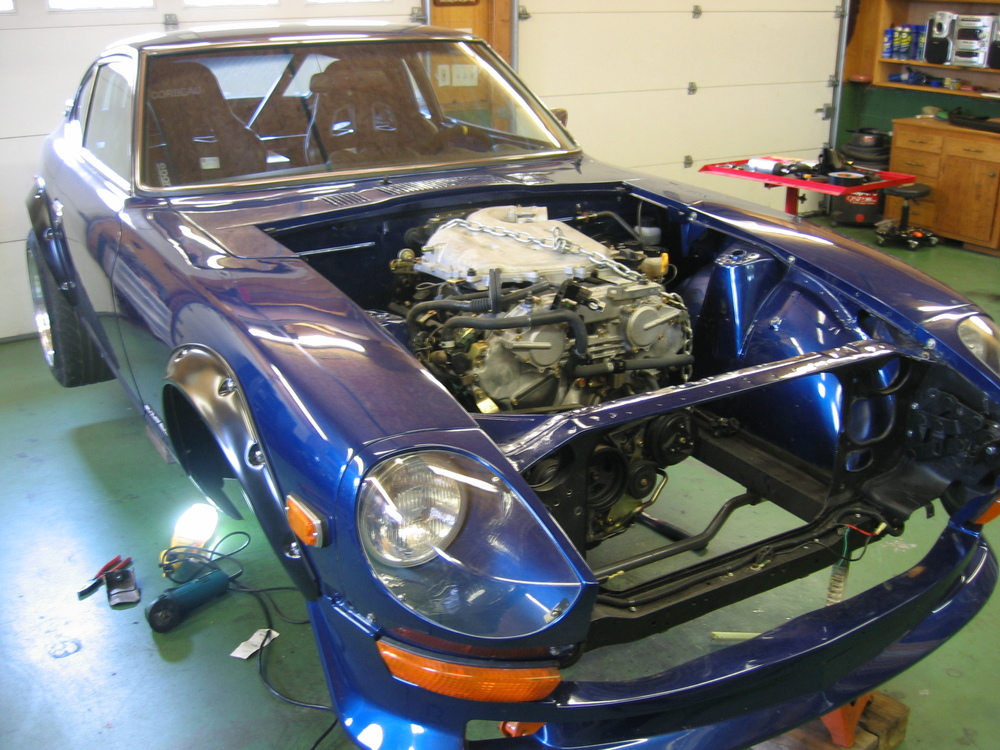 Engine Mock-Up — HOKE PERFORMANCE