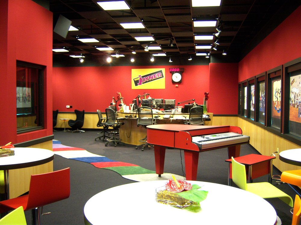Tom Joyner Studio - Dallas, Texas
