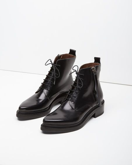 And maybe these sleek   boots   to go in that sleek closet.