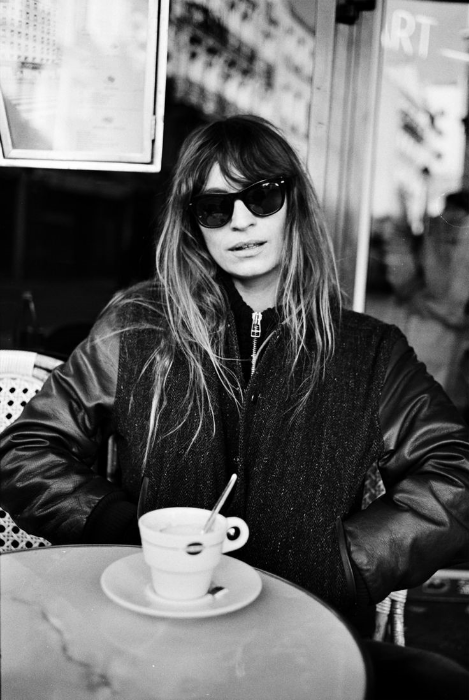 "Caroline de Maigret's   style     and her   20 ways to be Parisian during fashion week  . I may never frequent a Fashion Week in my life, but I dig Caroline's attitude on socializing, style and living. Like #3 on the list, ""Don't brush your hair for the week"" and #6 ""Order wine at lunch""."