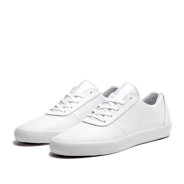 Supra, Cuttler Low White-White, Unisex