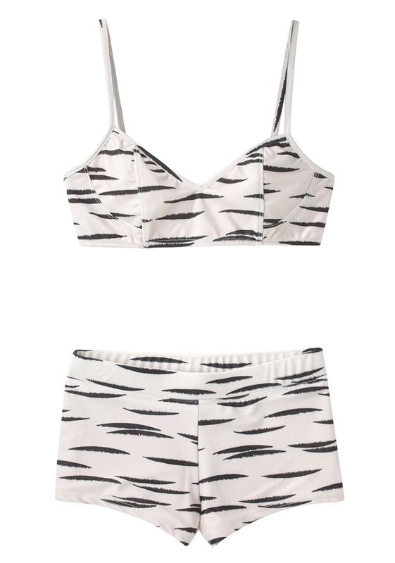 A sweet  Rachel Comey Revival Bikini  set.