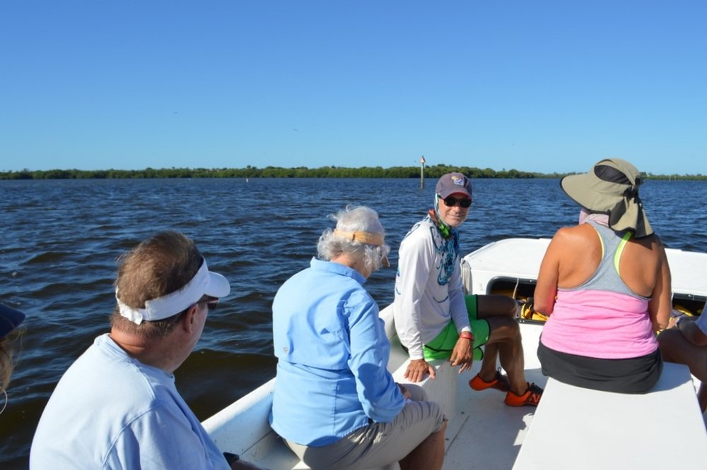 Sanibel Sea School will offer an opportunity to explore by boat this fall.