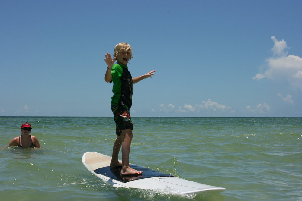 Sanibel Sea School will offer after school surfing lessons in November.