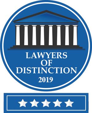 Distinguished Lawyer - Medical Malpractice