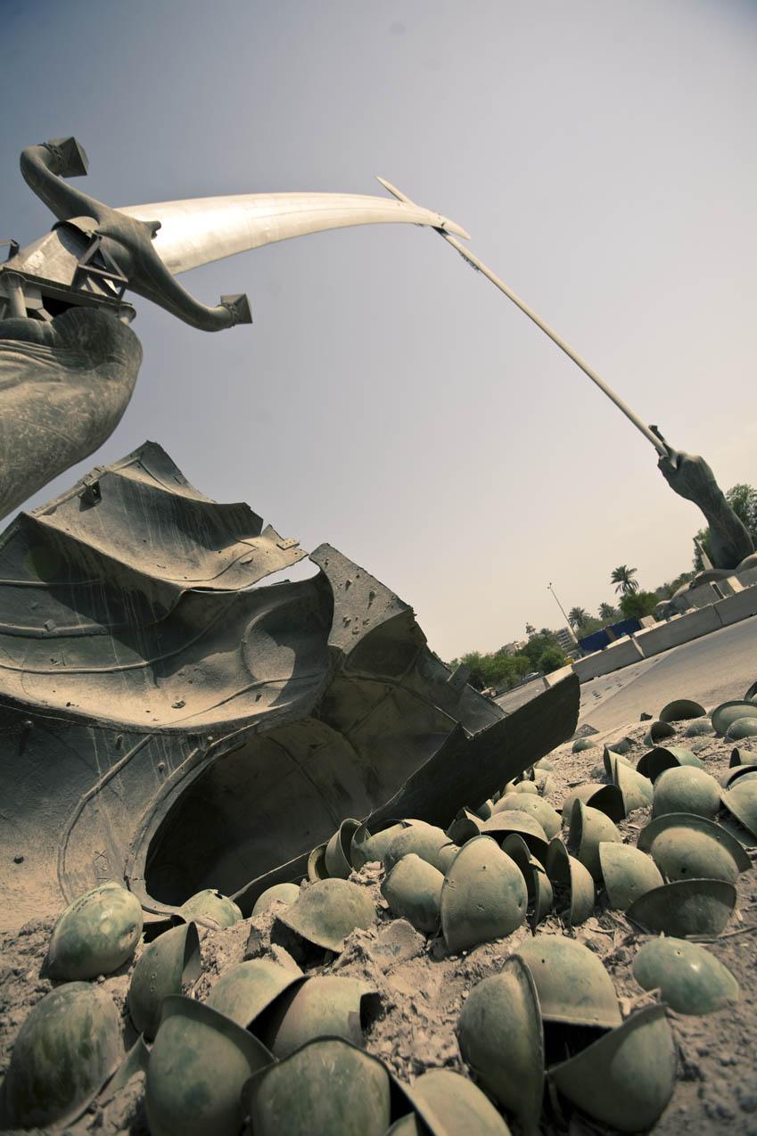 Victory Arch, Baghdad