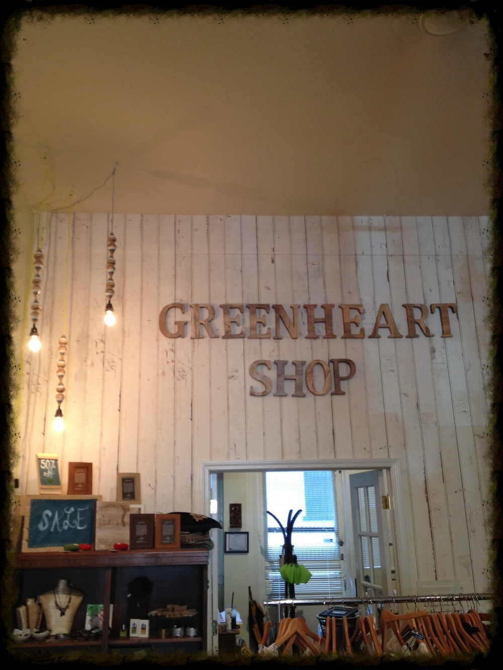 Hello, Greenheart Shop!
