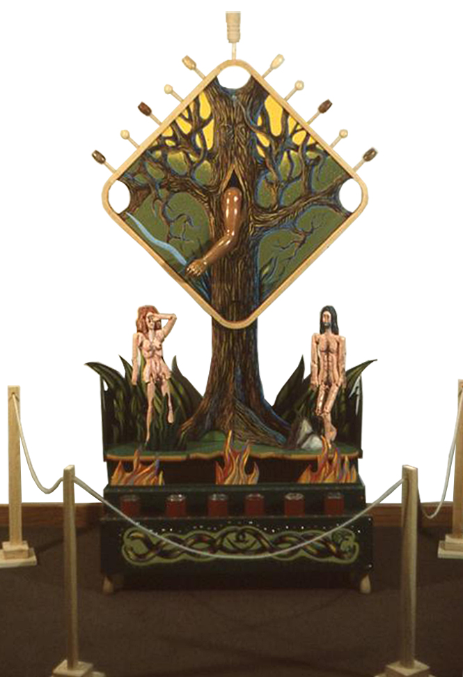 Altar to Adam and Eve
