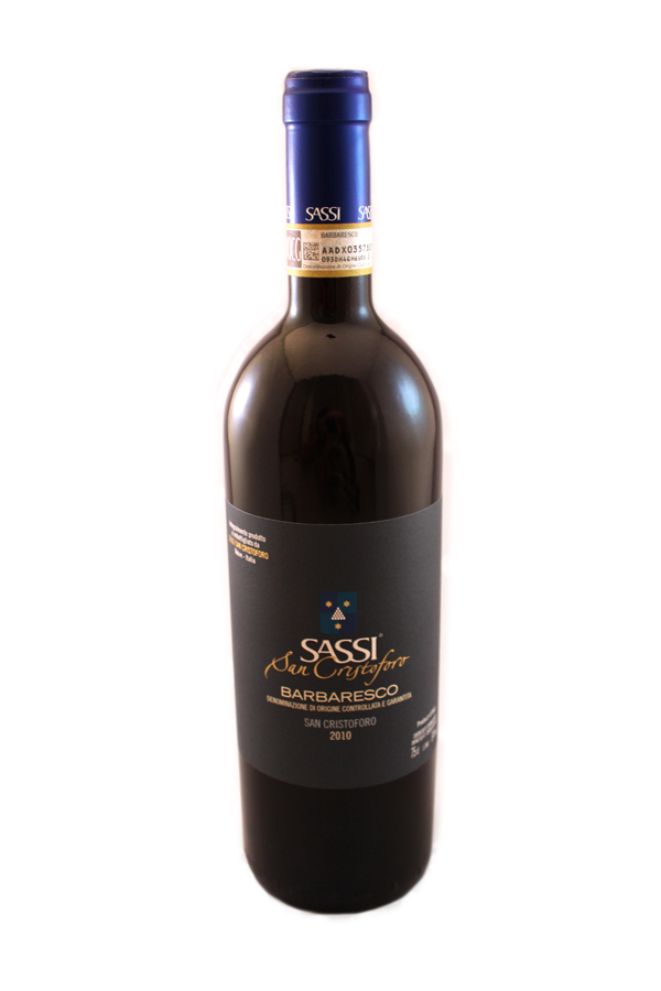 BARBARESCO D.O.C.G. 2010 SASSI +more information