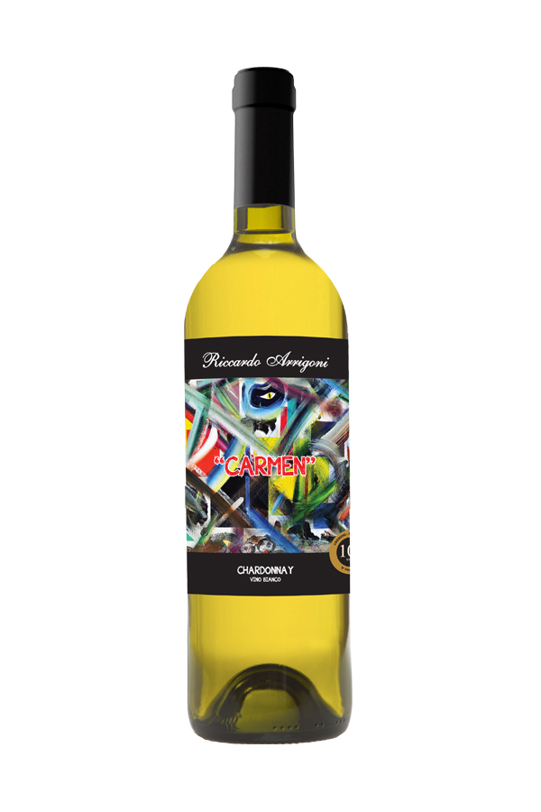 CARMEN  CHARDONNAY WHITE WINE +more information