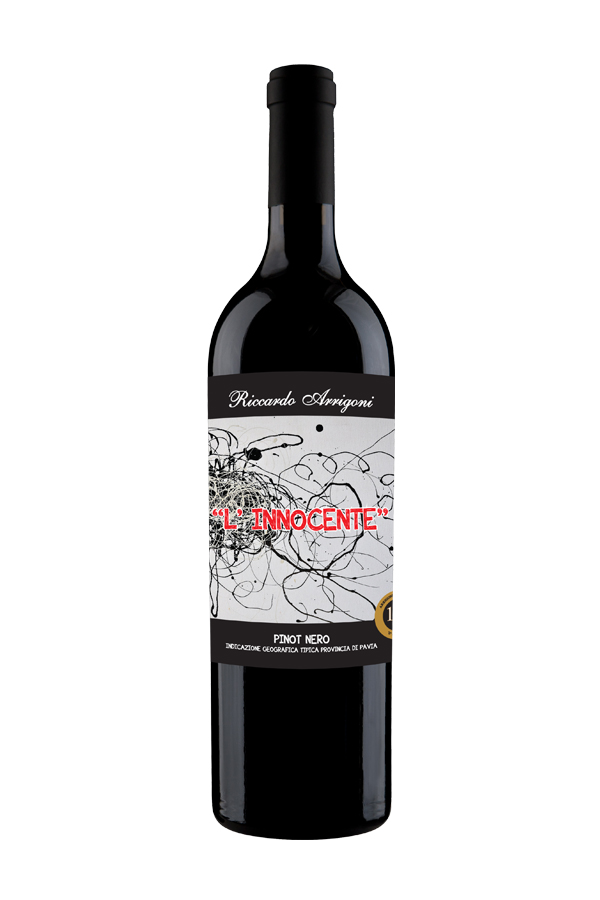 L'INNOCENTE PINOT NERO IGT   +more information